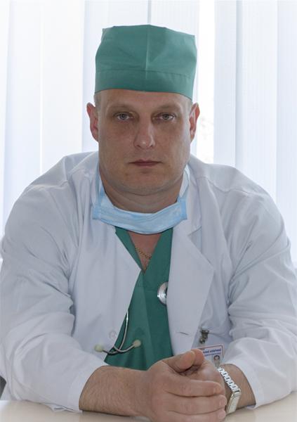 Анестезіології та реанімації з палатою інтенсивної терапії 3