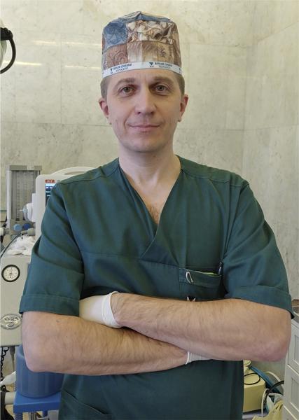 Анестезіології та реанімації з палатою інтенсивної терапії 4