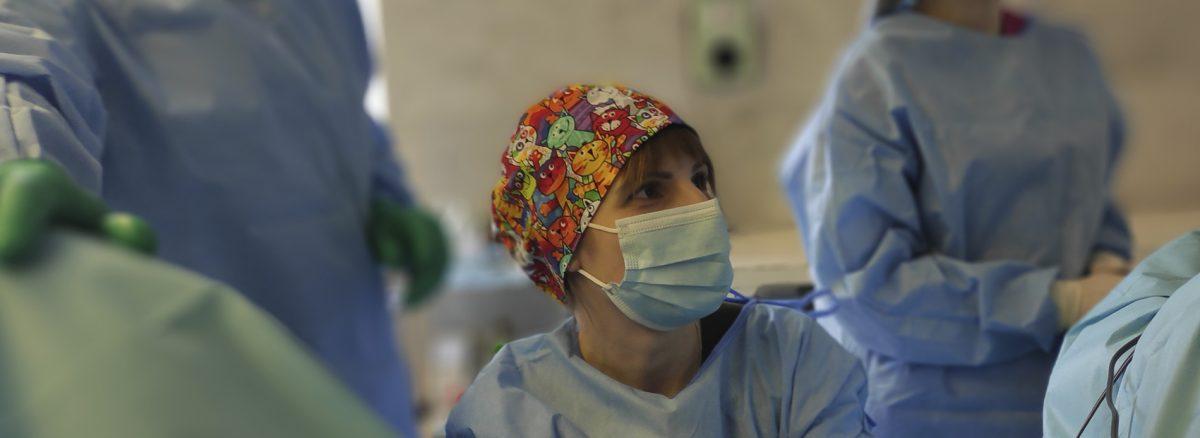 Розсічення стриктури мембранозрого відділу уретри, трансуретральна резекція простати. 1