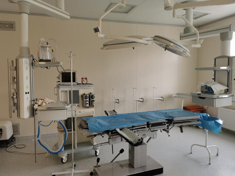 Сучасні онкологічні операції в сучасній операційній. 3
