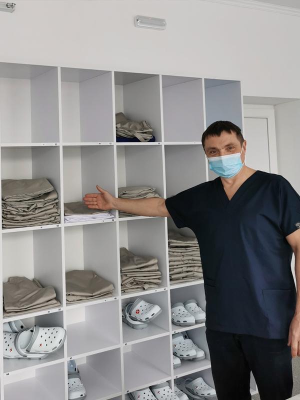 Сучасні онкологічні операції в сучасній операційній. 4